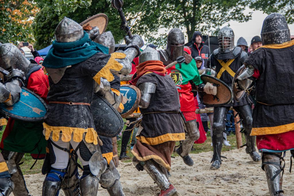 За кубок Короля Данила: у Галичі відбувся лицарський турнір 6