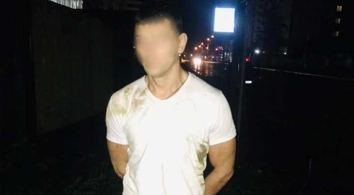 У поліції розповіли подробиці стрілянини у Франківську 1